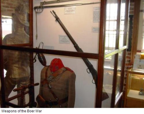 Boer War Weapons